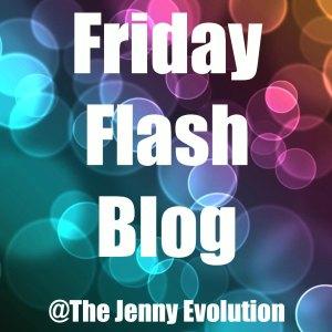 Friday Flash Blog on Mommy Evolution